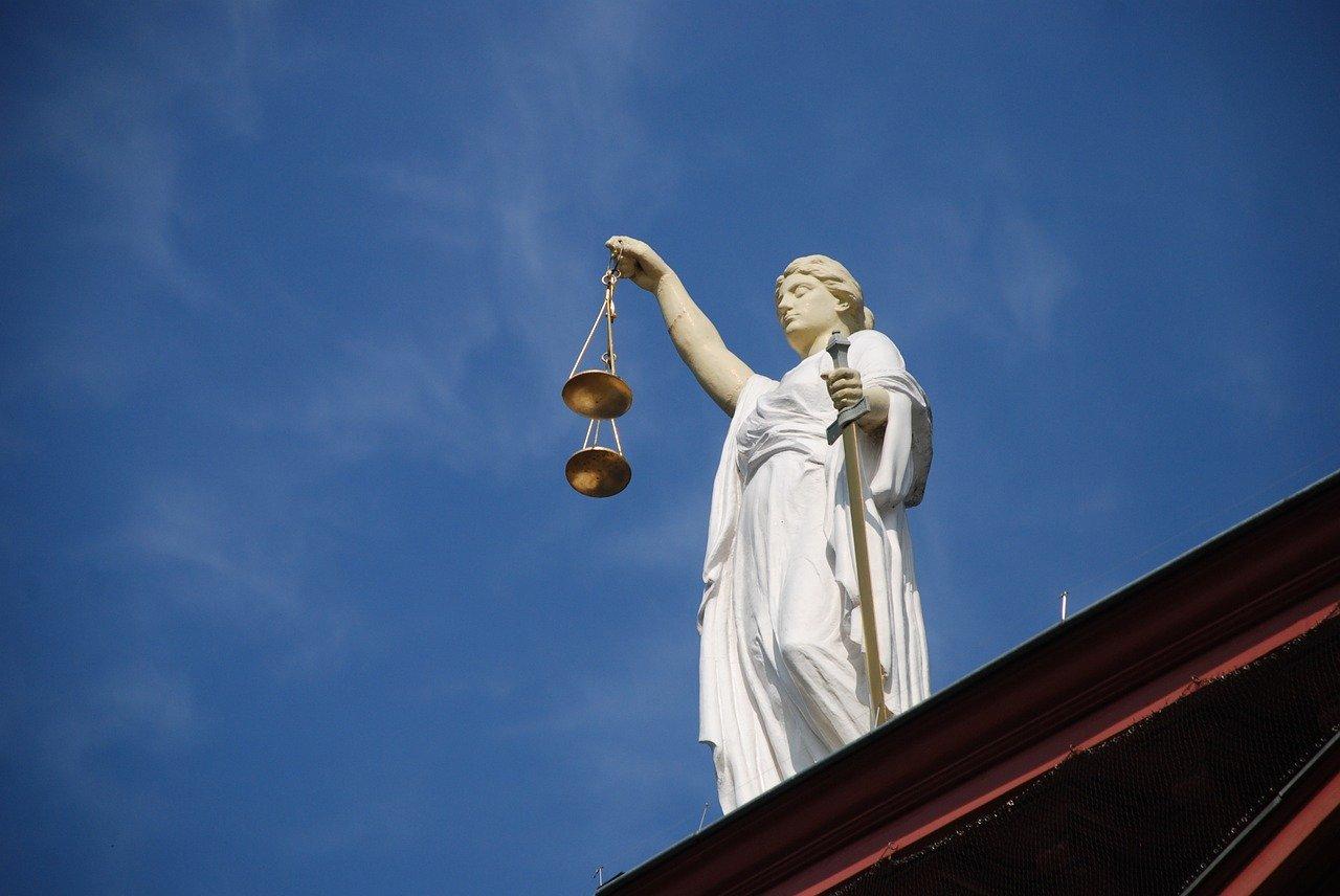 Działalność sądów - Temida
