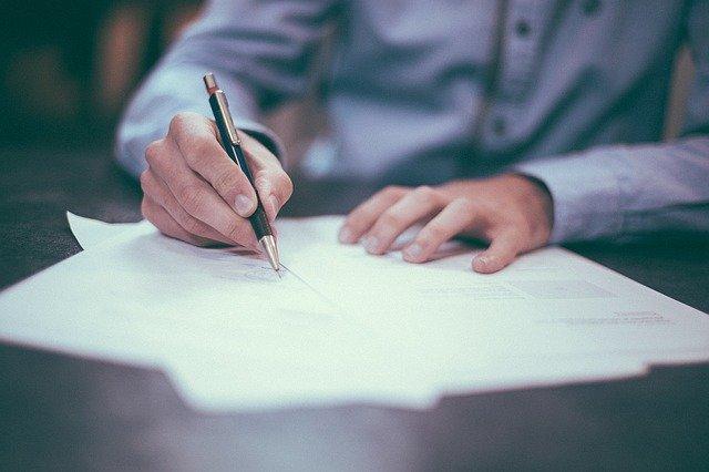 rozdzielność majątkowa dokumenty